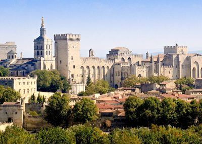 Avignon (The Palace of the Popes)